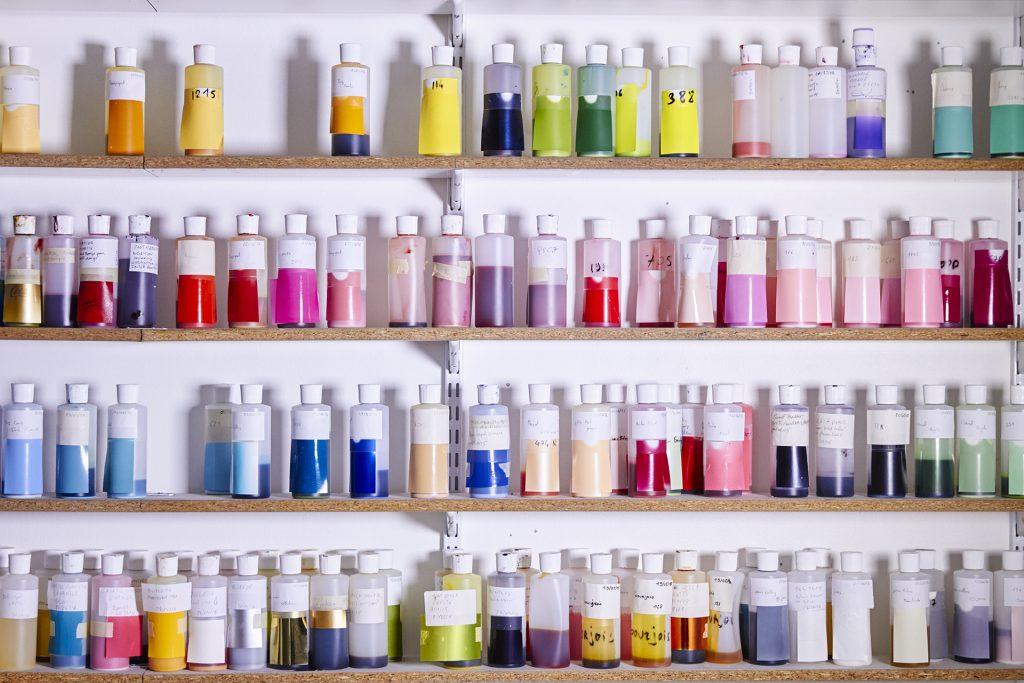 Pigment Grafiti - Recherches couleurs - Encres