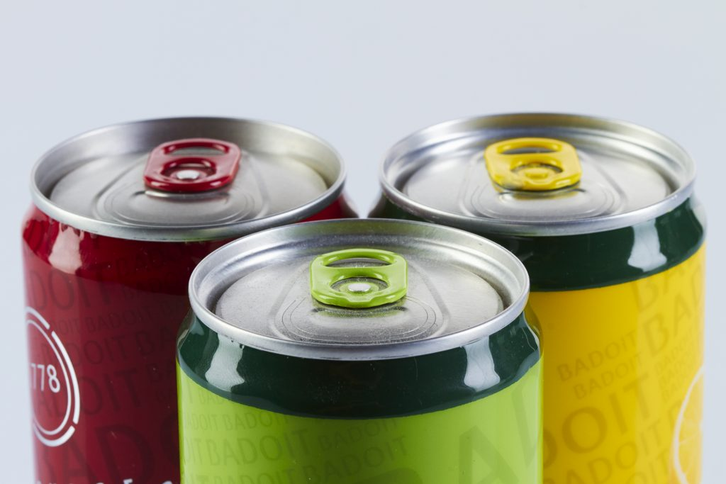 Pigment Grafiti - Maquettes packaging - Peinture