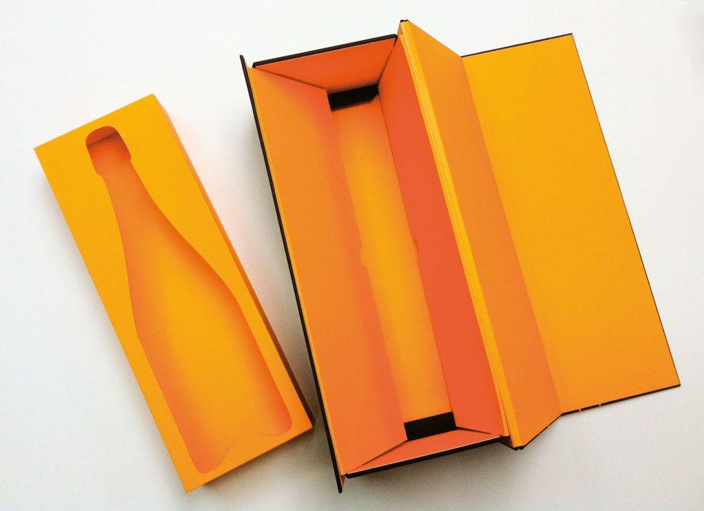 Pigment Grafiti - Protopackaging - Maquettes de packaging Champagne