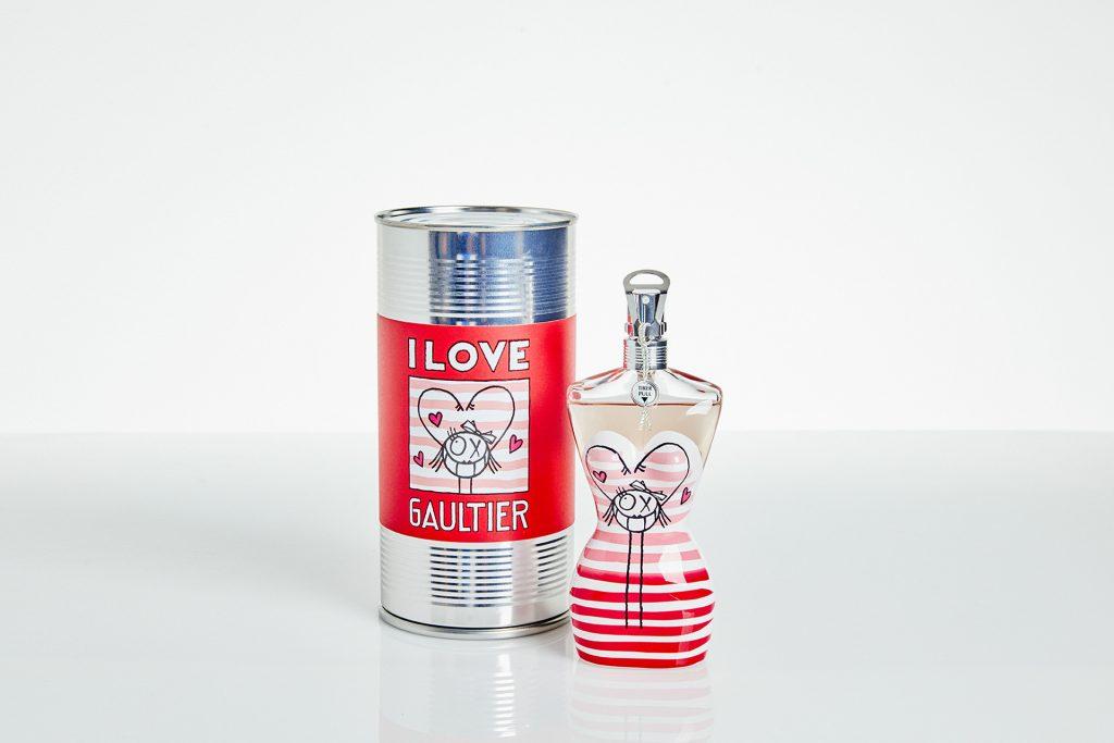 Prototype flacon parfums - Peinture - Aérographe - Peinture avec cache - Boite métal - Cannister