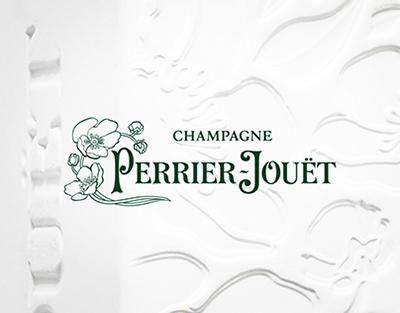 Nouveau coffret Perrier-Jouët